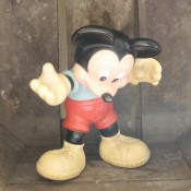 Figurine Mickey Mouse - image